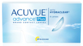 čistší Acuvue Advance