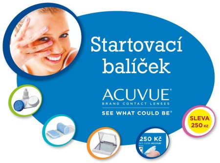 acuvue zkušební čočky