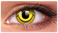 crazy kontaktní čočky