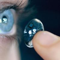 kontaktní čočky v budoucnosti