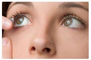 jaké vybrat kontaktní čočky