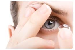 první kontaktní čočky