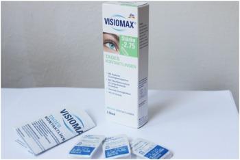 587a6ffac Dejte také pozor na doporučení čoček Visiomax od mnoha slečen na jejich  blozích – dm drogerie vede kampaň pomocí českých blogerek, které ve svých  článcích ...
